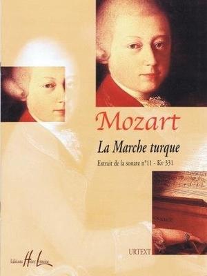 Marche turque KV 331 / Mozart Wolfgang Amadeus / Henry Lemoine