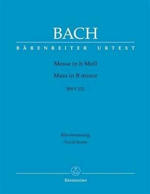 Messe en si mineur BWV 232 / Bach Jean Sébastien / Bärenreiter