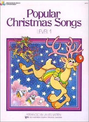 Popular Christmas Songs Level 1 / Bastien, James (Arranger) / Kjos Music Co
