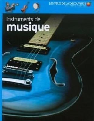 Les instruments de musique / Ardley Neil / Gallimard