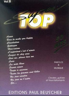 TOP / Super Top, vol. 8 /  / Paul Beuscher