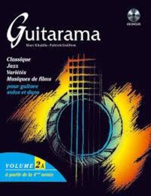 Guitarama Volume 2A + CD /  / Hit Diffusion