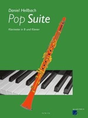 Pop suite / Hellbach Daniel / Acanthus