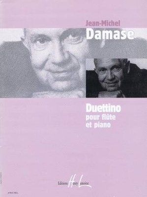 Duettino / Damase Jean Michel / Henry Lemoine