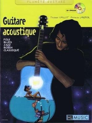 Guitare acoustique / Vaillot T./Larbier P. / Henry Lemoine