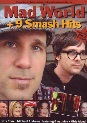 Mad world + 9 smash hits /  / Wise Publications