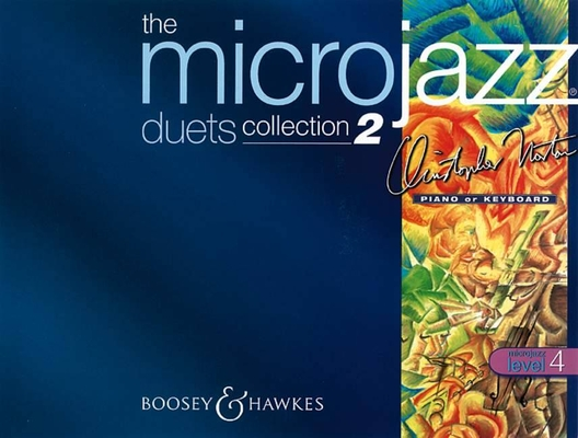 The Microjazz Duets Collection 2  C. Norton  Klavier Buch Latin BH 200199 / Norton Christopher / Boosey and Hawkes