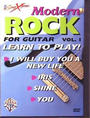 Modern rock for guitar, vol. 1 /  / Warner Bros