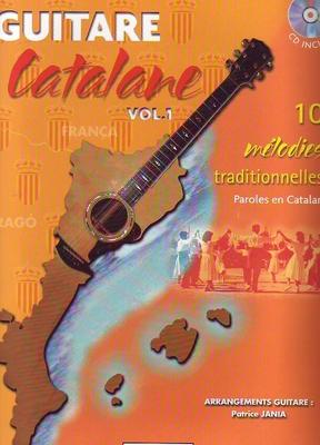 Guitare catalane, vol. 1, 10 mélodies trad. /  / HL Music