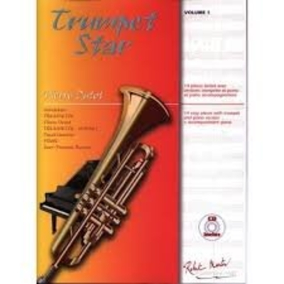 Trumpet Star, 14 pièces faciles, vol. 1 /  / Martin Robert