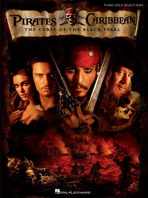 Pirates Of The Caribbean: Piano Solo Selections / Badelt, Klaus (Composer) / Hal Leonard
