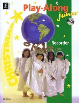 Christmas Play-along junior /  / Universal Edition