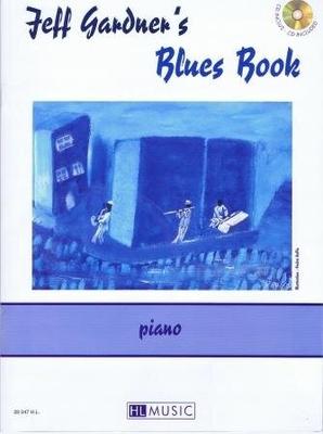 Blues book / Gardner Jeff / HL Music