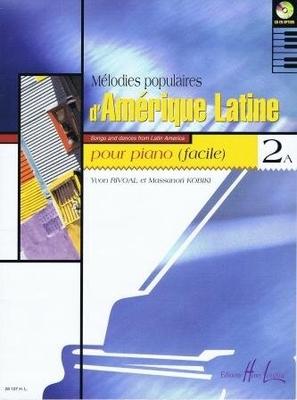 Mélodies populaires d'Amérique Latine, vol. 2A /  / Henry Lemoine
