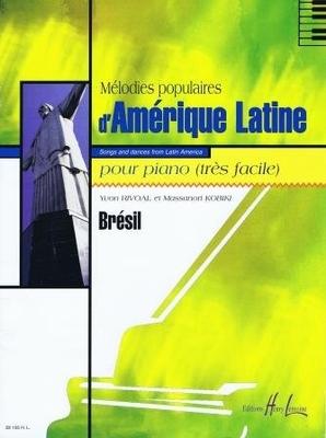 Mélodies populaires d'Amérique Latine, Brésil /  / Henry Lemoine