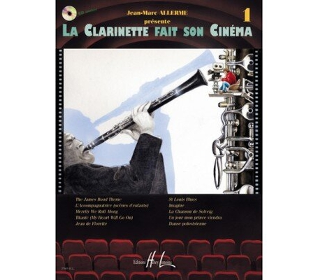 La clarinette fait son cinéma, vol. 1 /  / Henry Lemoine