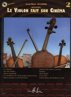 Le violon fait son cinéma, vol. 2 /  / Henry Lemoine