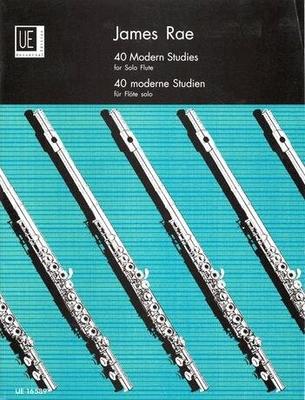 40 modern studies Grades 1 – Diploma / Rae James / Universal Edition