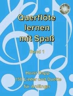 Apprendre la flûte en s'amusant vol. 1Querflöte Lernen Mit Spass 1 / Rapp Horst / Rapp-Music