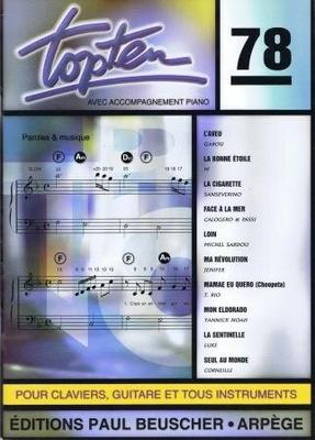 TOP / TOP Ten no 78 /  / Paul Beuscher