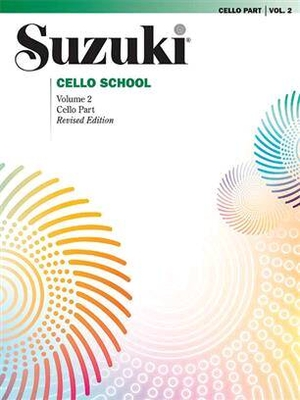 Suzuki Cello School vol. 2 / Suzuki Shinichi / Alfred Publishing