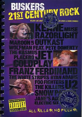 21st Century Rock Buskers Book 2 /  / Hal Leonard