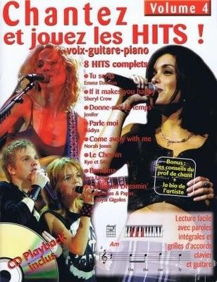 Chantez et jouez les hits vol. 4 / Emma Daumas / Hit Diffusion