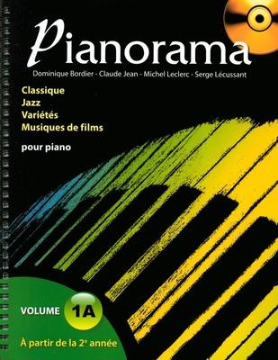 Pianorama Volume 1A /  / Hit Diffusion