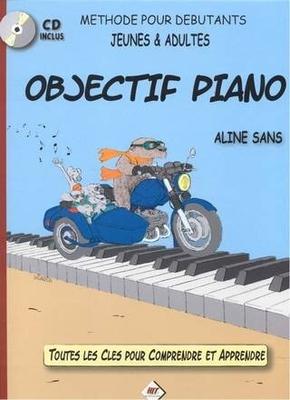 Objectif piano / Sans Aline / Hit Diffusion
