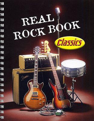 Real Rock Book Classics /  / Notfabriken Music Publishing AB