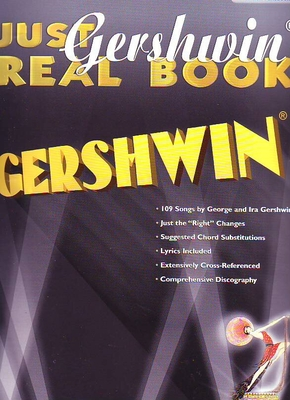Just Gershwin Real BookC Instruments / Gershwin George & Ira / Warner Bros
