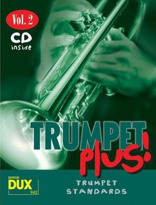 Trumpet plus vol. 2 Trumpet standards /  / Dux