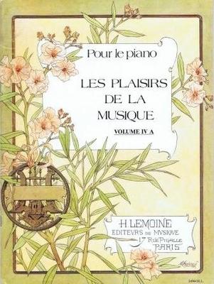 Les plaisirs de la musique, vol. 4 A /  / Henry Lemoine