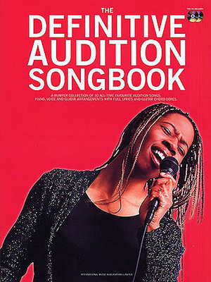 The Definitive Audition Songbook /  / Faber Music