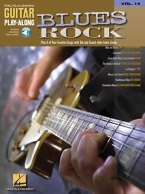 Guitar Play-Along / Guitar Play-Along Volume 14: Blues Rock /  / Hal Leonard