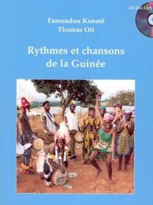 Rythmes et chansons de la Guinée / Konaté F./Ott T. / Van de Velde