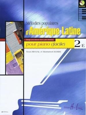 Mélodies populaires d'Amérique Latine, vol. 2E /  / Henry Lemoine