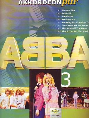 Akkordeon pur, ABBA vol. 3 / Abba / Holzschuh
