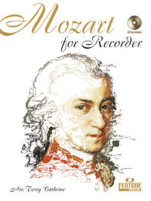 Mozart for Recorder / Wolfgang Amadeus Mozart / Fentone