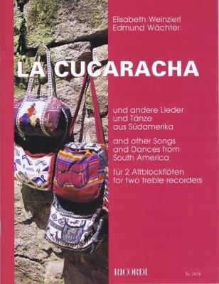La Cucaracha & autres chants & danses sud-américains /  / Ricordi