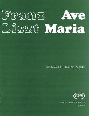 Ave Maria / Liszt Franz / EMB Editions Musica Budapest