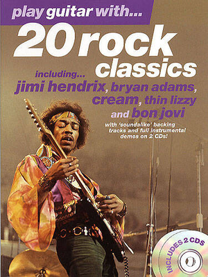 Play guitar with… / Play Guitar With… 20 Rock Classics /  / Wise Publications