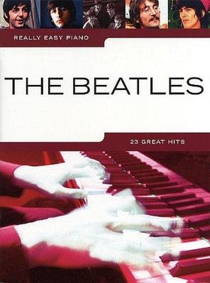 Really easy piano / Really Easy Piano: The Beatles / Beatles, The (Artist) / Hal Leonard