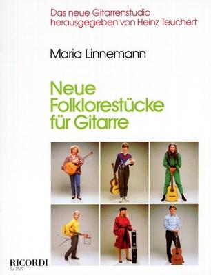 Neue Folklorestücke /  / Ricordi