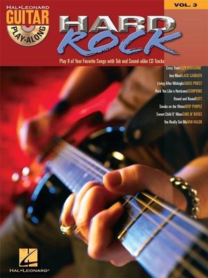 Guitar Play-Along / Guitar Play-Along Volume 3: Hard Rock /  / Hal Leonard