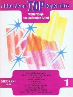 Akkordeon TOP repertoire /  / Sikorski