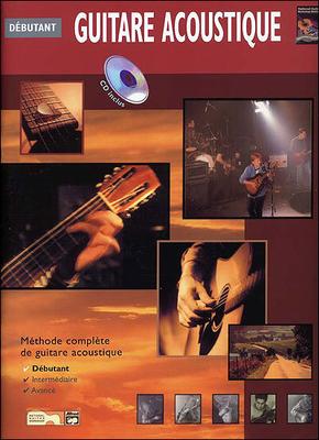 La guitare acoustique niveau débutant / Horne Greg / Volonté & Co