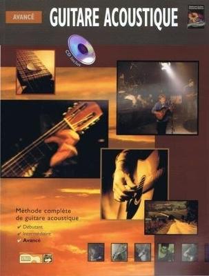 La guitare acoustique niveau avancé / Horne Greg / Volonté & Co