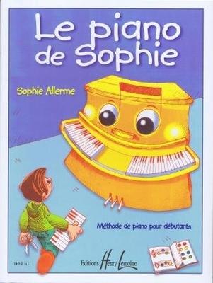 Le piano de Sophie / Allerme Sophie / Henry Lemoine