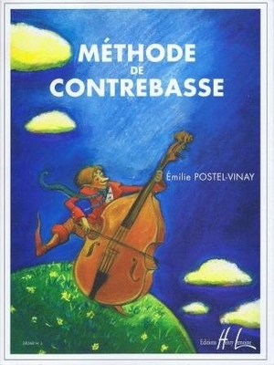 Méthode de contrebasse / Postel-Vinay Emilie / Henry Lemoine